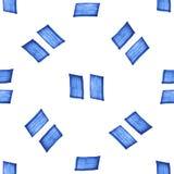 Courses sans couture de marqueur Image stock