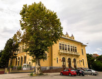 Court of  building in Constanta City, Romania Royalty Free Stock Photos