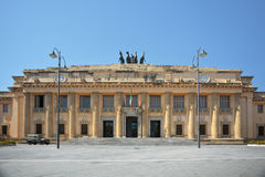 Court building in Messina Royalty Free Stock Photos