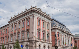 Court in Cluj-Napoca Royalty Free Stock Photography
