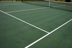 Court de tennis Photo libre de droits