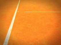 Court de tennis (188) Images stock