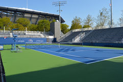 Court de tennis d'US Open Images stock
