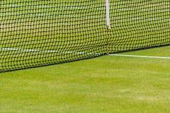Court de tennis de pelouse Images libres de droits