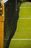 Court de tennis de Wimbledon Images libres de droits