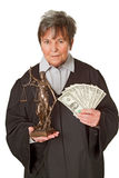 Court fees Stock Photography