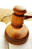 Court gavel Royalty Free Stock Photo