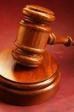 Court gavel Stock Photos