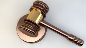 Court Hammer Judge Justice Law Lawyer Royalty Free Stock Images