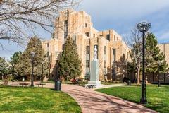Court House, Boulder, Colorado Stock Image