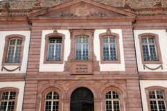 Court house of colmar Royalty Free Stock Photography