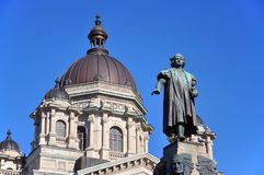 Court House of Onondaga County, Syracuse, NY, USA royalty free stock image