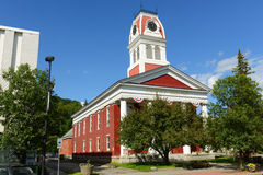 Court House of Washington County, Montpelier, VT Royalty Free Stock Photos