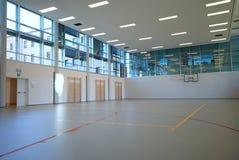 court indoor sport Στοκ εικόνες με δικαίωμα ελεύθερης χρήσης