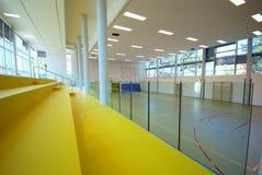 court indoor sport Στοκ εικόνα με δικαίωμα ελεύθερης χρήσης