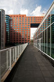 Court of Justice in Rotterdam, Netherlands Stock Image