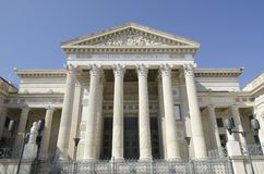 Court of Nimes Royalty Free Stock Photos