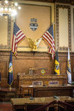 Court is now in session. Pittsburgh court house Stock Photography