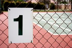 Free Court One Royalty Free Stock Photography - 3133837