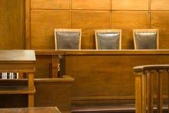 Court room Stock Photos