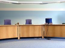 Court's room Stock Photos