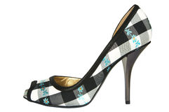 Court shoes stock photos