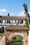 Court of the Sultana, Alhambra Palace. Royalty Free Stock Photography