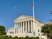 Court suprême Photographie stock
