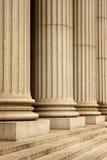 Court suprême de NYC Photo stock