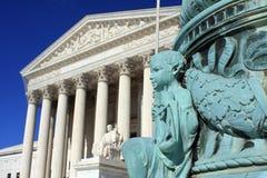 Court suprême des Etats-Unis Photos libres de droits