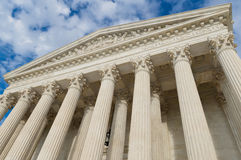 Court suprême des Etats-Unis Photos stock
