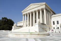 Court suprême des USA image libre de droits