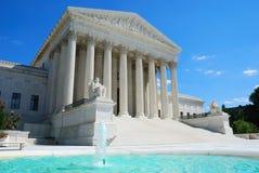 Court suprême des USA Photo libre de droits