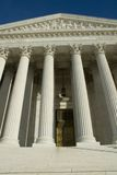Court suprême des USA dans le Washington DC Image stock
