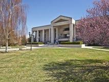 Court suprême du Nevada, ville de Carson, Nevada Image libre de droits