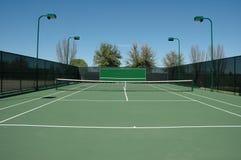 court tennis Στοκ Εικόνες