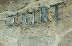 Court Stock Image