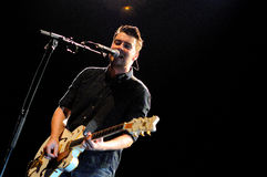 The Courteeners band performs at Palau Sant Jordi Royalty Free Stock Photography