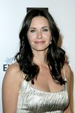courteney cox royaltyfri foto