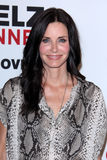 Courteney Cox fotografia de stock