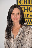 Courteney Cox Lizenzfreies Stockbild