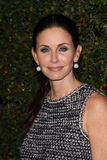 Courteney Cox foto de stock
