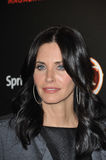 Courteney Cox Royalty Free Stock Photography
