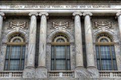 Courthouse Stock Photo