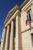 The Courthouse - Bergerac - Dordogne - France royalty free stock image