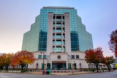 Courthouse Birmingham, AL Royalty Free Stock Photos