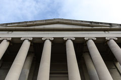 Courthouse Building Royalty Free Stock Photos
