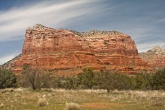 Courthouse Butte Royalty Free Stock Photo