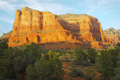Courthouse Butte Stock Photo