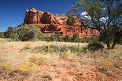 Courthouse Butte Loop near Sedona Stock Photo